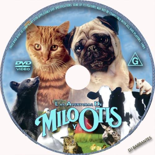 milo and otis pugs